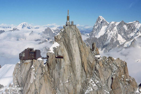 Aiguille du Midi - The French Alps