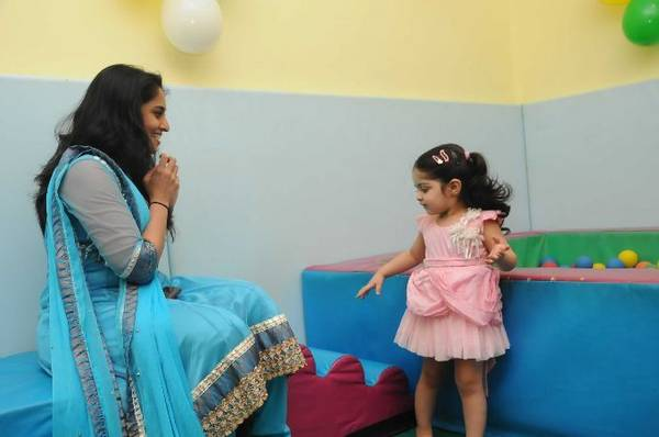 Shalini and Anoushkaa