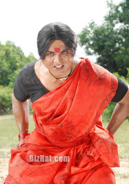 Sarath Kumar Kanchana Movie Stills