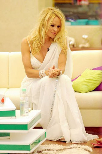 Pamela-Anderson-At-Bigg-Boss-Season-4