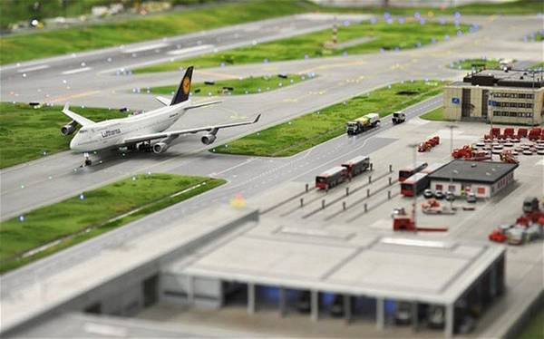 Miniature Airport, Germany