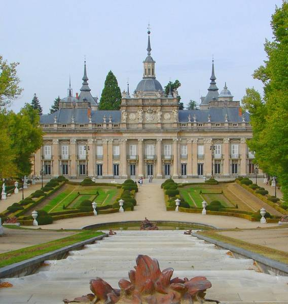 Royal Palace of Spain - La Granja
