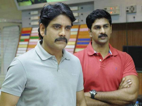 Nagarjuna Gaganam Movie Stills