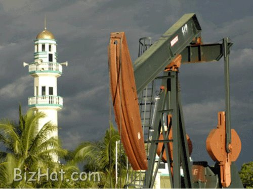 oil-well-in-Brunei