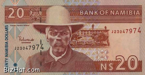 Namibia Currency