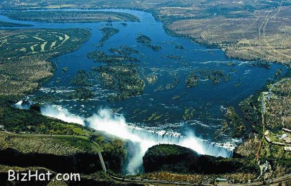 Victoria falls & Choby