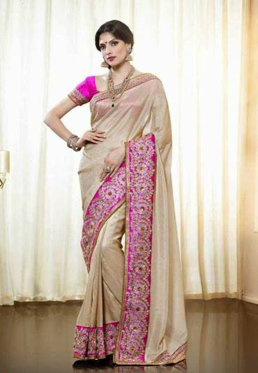 Shimmer_Georgette_Saree_n