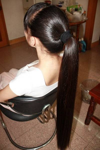 Latest hair style trends are for women with long hair