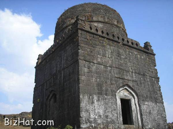 Domed monument - tomb