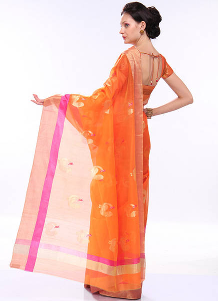 Silk Saree Design