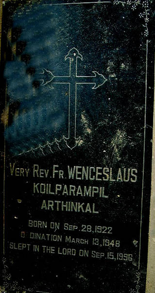 Arthunkal Church Cemetery