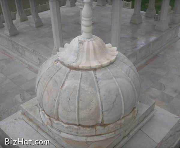 Marble dome
