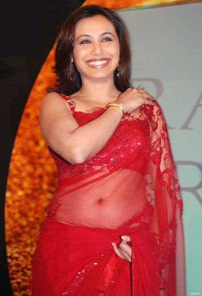 Rani-Mukherjee-saree-photos