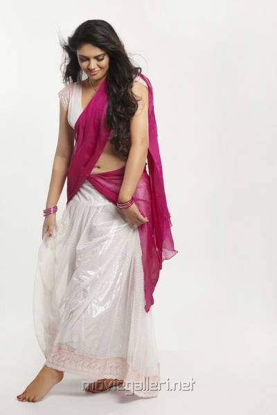 half saree stills