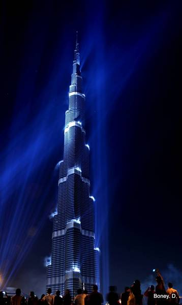 Burj Dubai -- The Tallest Building in the World