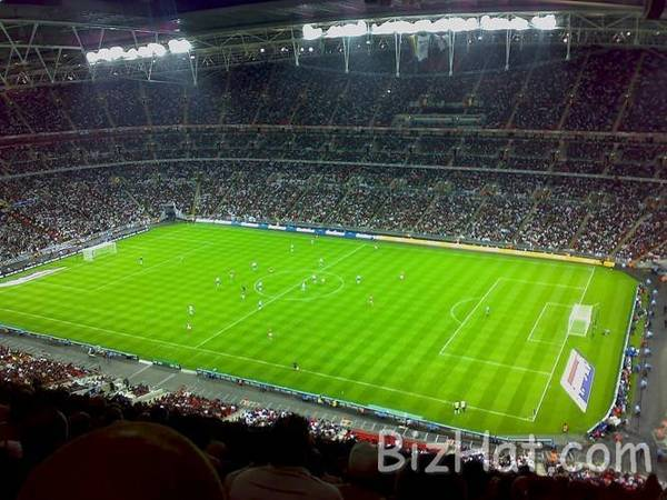 WORLD'S COSTLIEST STADIUM......... ENGLAND