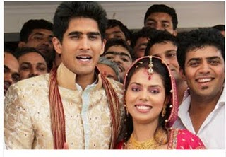Vijender_Singh_Archana_wedding-