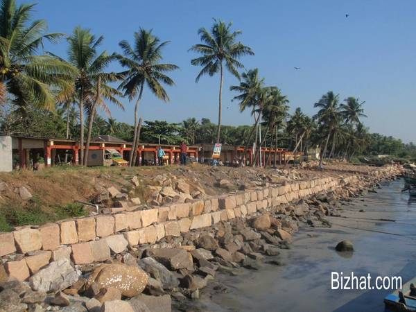 Tottappally harbour
