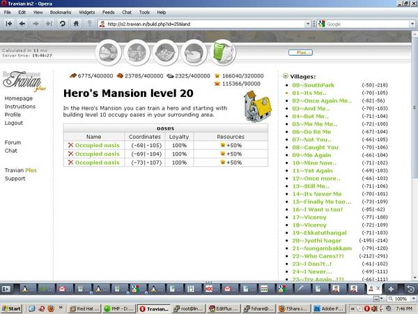 Travian Player IronFist s2.in 4 Feb 2010 End Game
