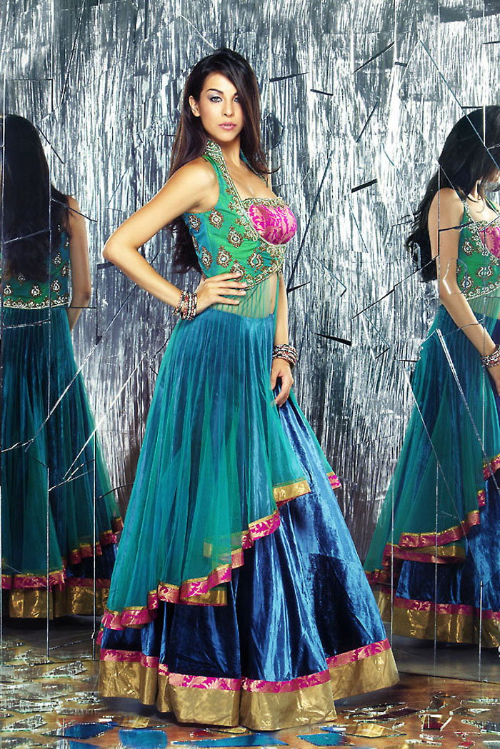 Lehenga Choli Fashion