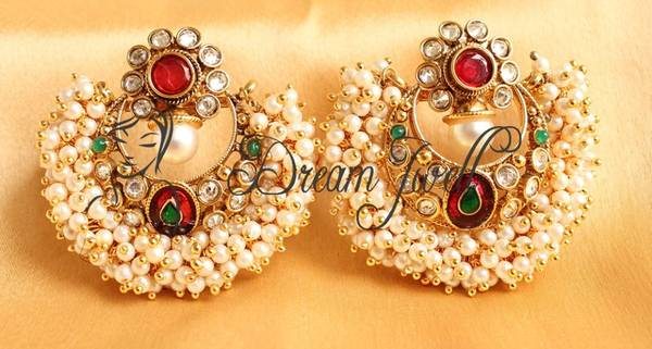 CHAND_BALI_PEARL_CLUSTER_EARRINGS_