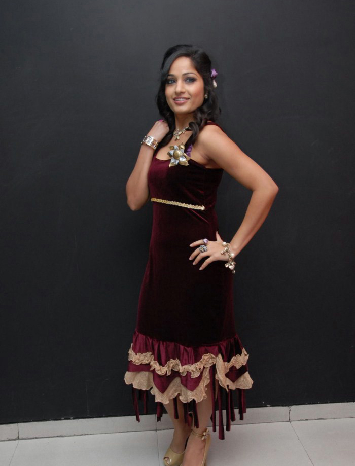 Actress Madhavi Latha Latest Stills