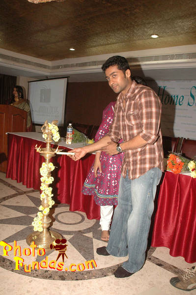 Surya and family inaugurate counseling clinic