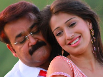 mohanlal_with_heroine