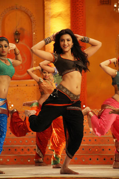 actress in dancing stills