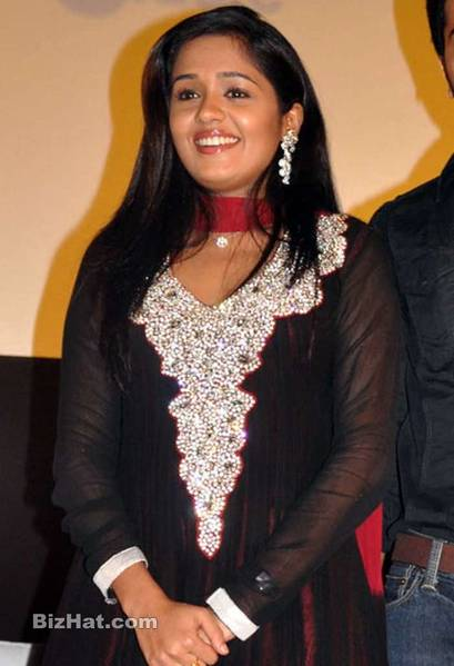 Ananya at Engeyum Eppodhum Audio Launch