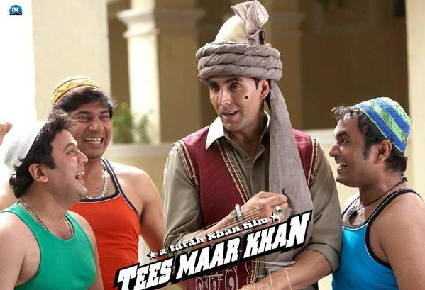 Akshay Kumar, Tees Maar Khan Movie Stills, Wallpapers