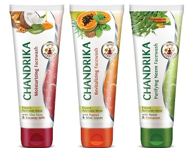 Chandrika_face_wash