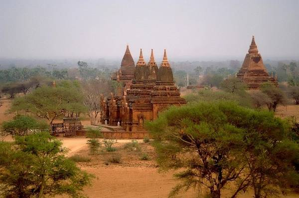 The Many Thousand Temples of Bagan, Myanmar