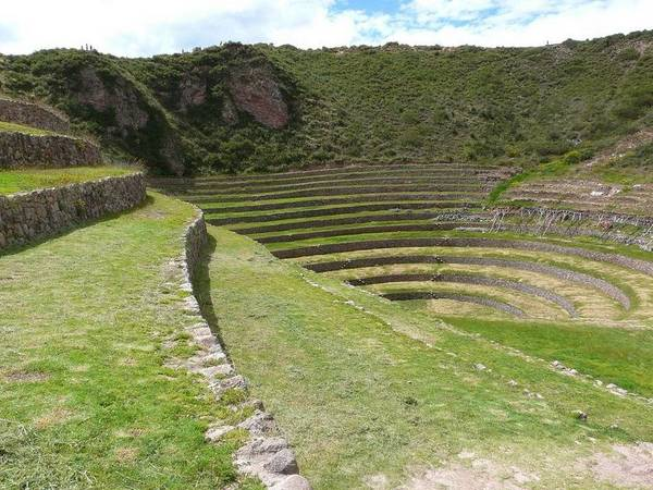Mysterious Moray Terraces