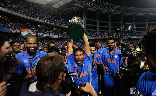 India World Cup Cricket 2011
