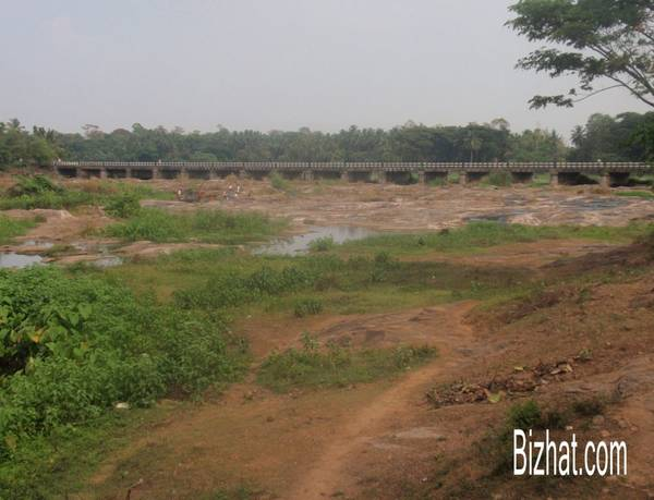Bharatapuzha bridge