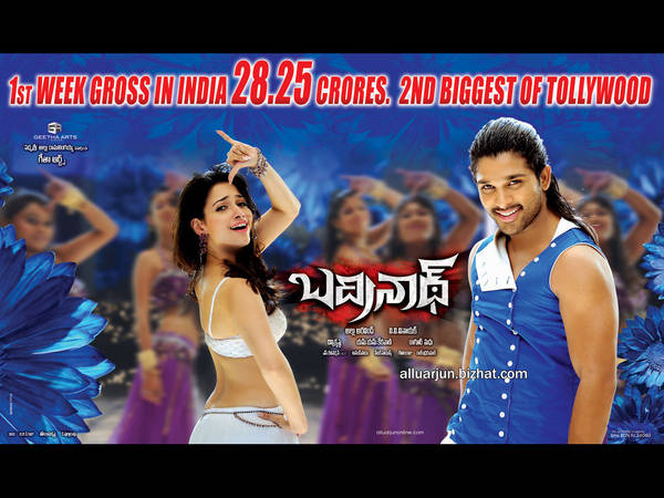 badrinath movie wallpapers