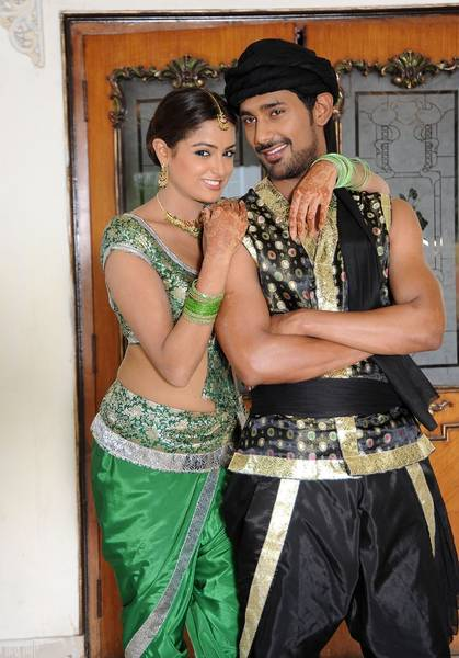 Brahmi Gadi Katha Movie Stills