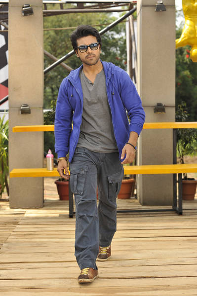 Racha Movie Latest Photos