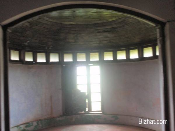 Summer palace of the Travancore kings
