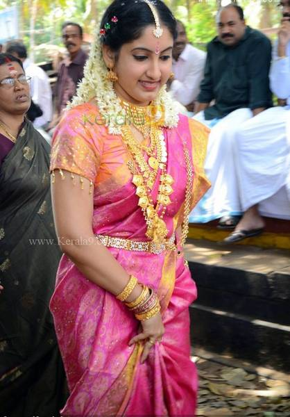 sreekala sasidharan wedding gallery