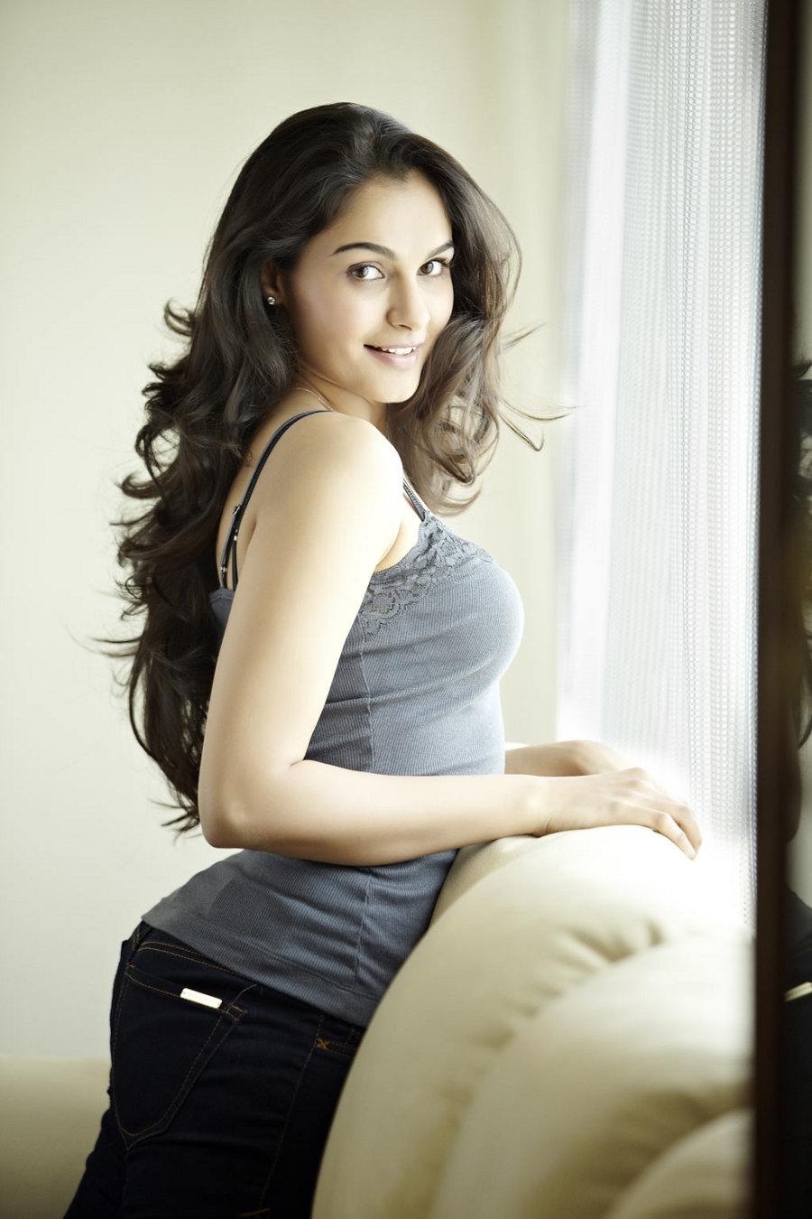 Andrea Jeremiah Latest HQ Images Gallery