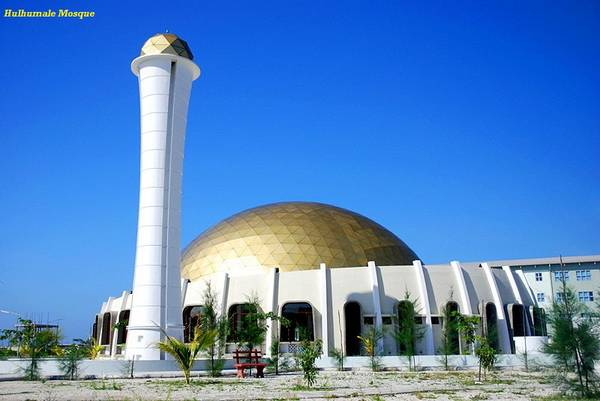 Hulhumale_Mosque