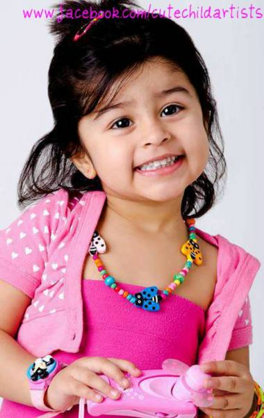 Cute Child Actress