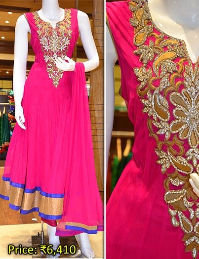 Anarkali_in_ravishing_pink_
