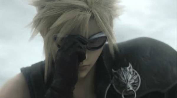 Cloud's sunglasses
