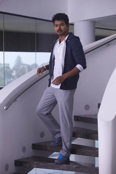 Thalaivaa movie stills