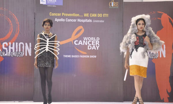 Apollo Cancer Hospitals Fashion Show
