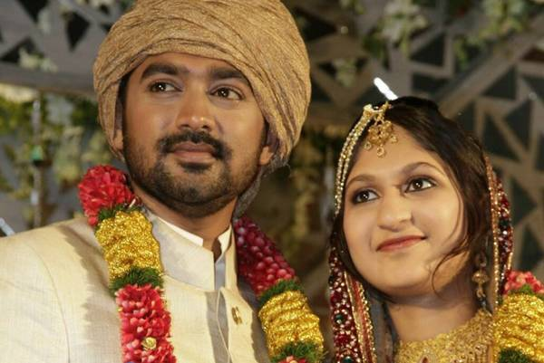 Asif Ali Wedding Photos