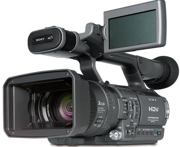 Sony Video camera HDR-FX1